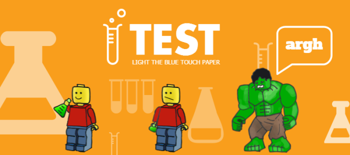 Light The Blue Touch Paper: Your Handy Guide To Conducting Useful Tests